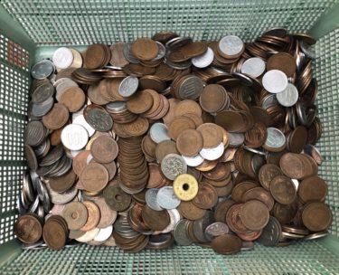大量硬貨入金 習慣