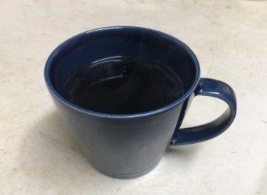 コーヒーを飲む!! 習慣