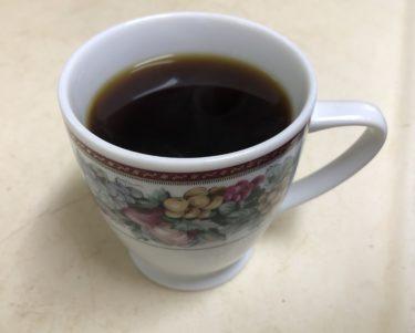 コーヒーを飲む!!! 習慣