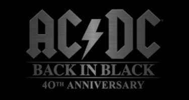 AC/DC Back in Black 40th Anniversary 習慣