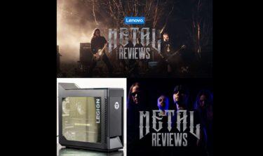 【デスメタルでPCレビュー⁉】Lenovo『Metal Review』習慣
