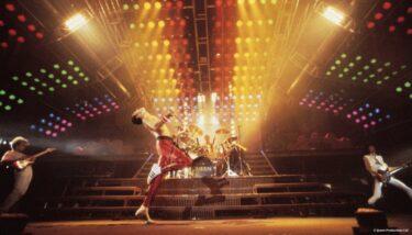 【Queen The Greatest】QUEEN『クイーン結成50周年記念を祝う 輝ける50週間』習慣